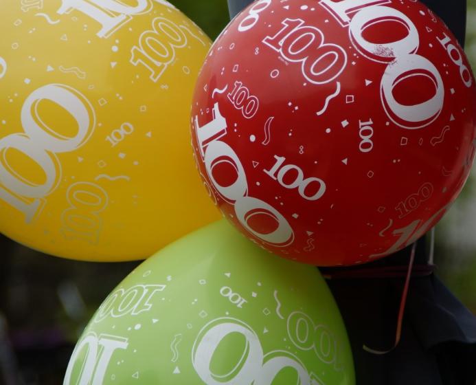 Zahlenballons